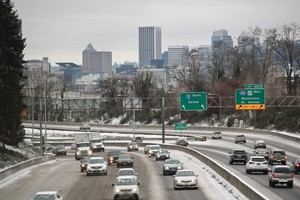 Why Traffic On This Spot On I-5 Near Tacoma Is Always