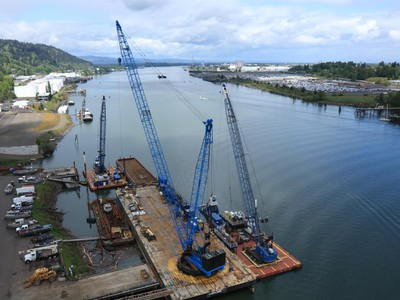 City Council Considers Proposal For Portland Harbor Cleanup Fund