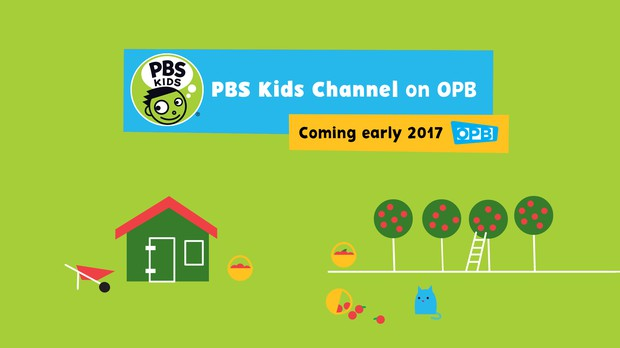 OPB To Launch New, Free 24/7 Kids Television Channel