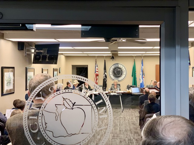 The Yakima City Council voted 4-3 on Tuesday, Nov. 19 in favor of a proposal that would establish an at-large mayoral position in city government if approved by voters in a February special election.