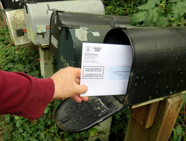Many Americans have received a letter from the Census Bureau this month with an invitation to fill out a questionnaire online, but you do not need to wait for a mailing to respond to the 2020 Census.