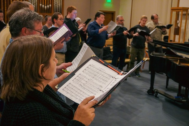 "The Mid-Columbia Mastersingers will hold three performances of ""American Dreamers,"" a presentation of work written by composers who are also immigrants to the U.S., on January 10, 11 and 12."