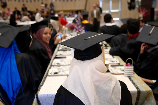 The only Islamic-based high school in the Pacific Northwest, Oregon Islamic Academy, graduated its seventhclass of seniors on Saturday June 10, 2017.