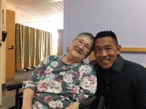Keith Akada has called more than 30 nursing homes and adult family homes looking for a place to care for his mother Mieko whose nursing home is closing.