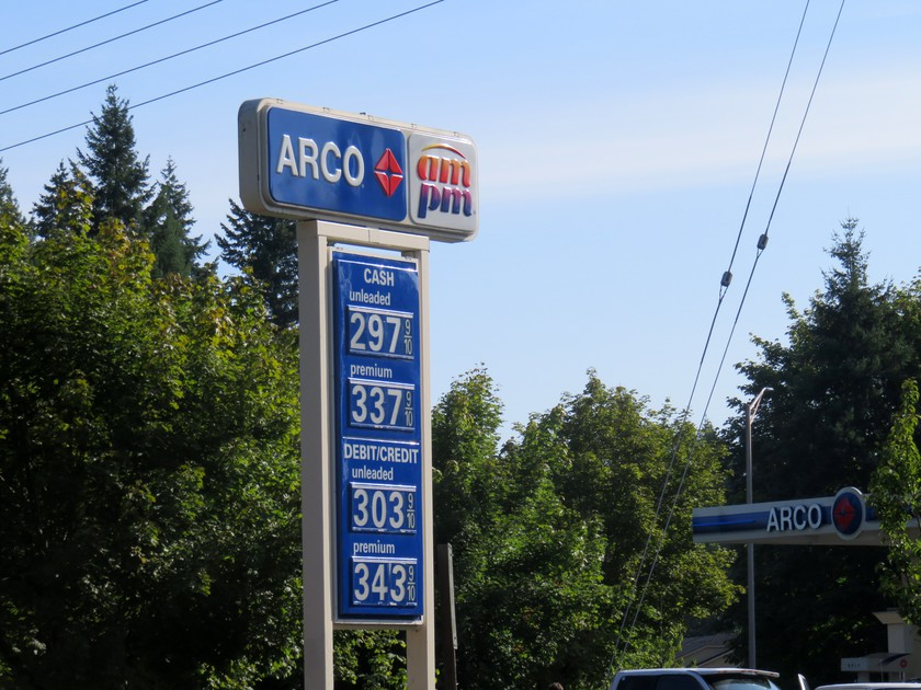 BP Sends Checks To Many Who Bought Gas In Oregon Before 2014 Settlement