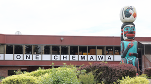 Chemawa Indian School is the oldest continuously running off-reservation Indian boarding school.