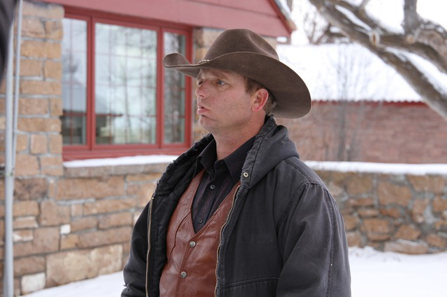 Ryan Bundy told OPB that he and the other armed men occupying the Malheur National Wildlife Refuge headquarters will leave if Harney County residents want them to. The self-proclaimed militiamen took over the buildings since Saturday, Jan. 2.