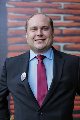 Eric LaBrant won the 2015 race for the Port of Vancouver commissioner. He has been a critic of the Vancouver Energy Project.