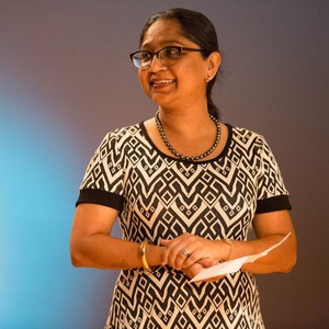 Subanshini Ganesan, appointed in January 2018 as Portland's Creative Laureate, is a dancer and choreographer, and director of a performance space that hosts hundreds of artists per year, New Expressive Works.