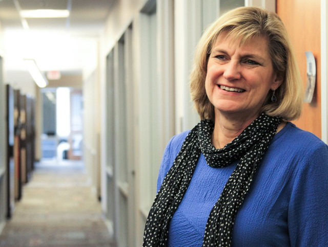 Carol Metzler, the science director of Oregon Research Institute, says many Oregonians aren't aware Eugene is a hub of behavioral science research.