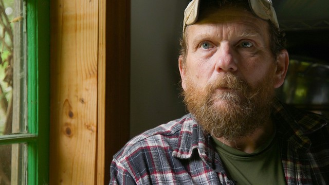 Army veteran Charles Nelson says the solitude of the Olympic Peninsula's rainforest has been therapeutic for his post-traumatic stress. He says he supports the military but not its plans to send more jets over the Peninsula for training.