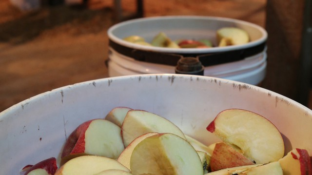 Autumn brings with it a nostalgia for hand-pressed cider.