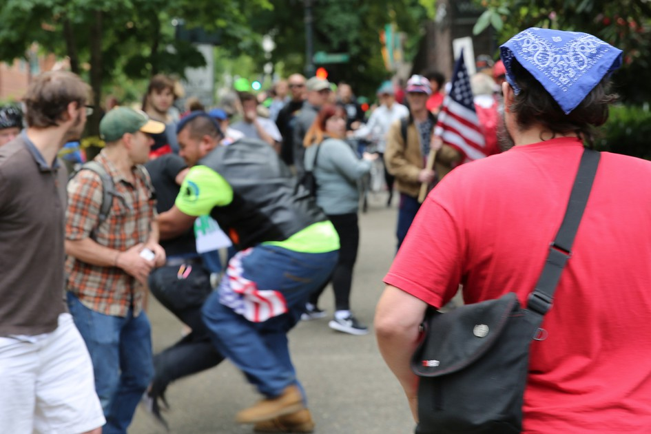 Well-Known Patriot Prayer, Proud Boys Members Indicted On Assault Charges