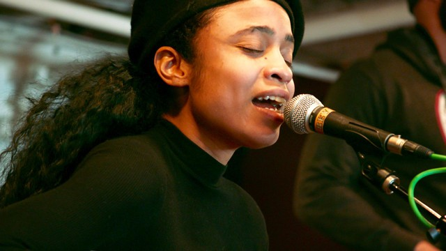 Adia Victoria plays an opbmusic Live Session at Type Foundry Studio