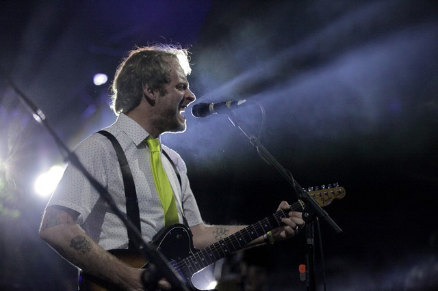 John J. McCauley and Deer Tick brought the grit to the beautiful open-air setting of Pickathon.