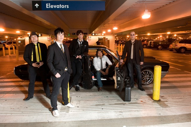 "The six-piece band based in Portland refer to their sound as ""Chinatown Dance Rock."""