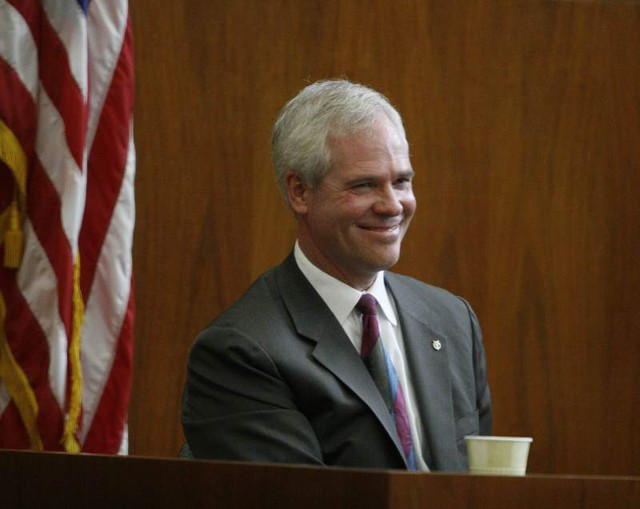"An ethics investigation has been launched regarding Marion County Circuit Judge Vance D. Day who said he will not perform same-sex marriages due to ""deeply held religious beliefs."""