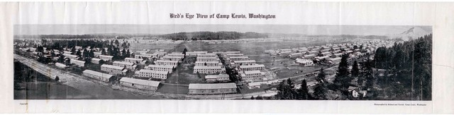 Fort Lewis was established in 1917 for Northwest army recruits to train to fight in World War I. In the century since, the land surrounding the base has been taken over by agriculture and urban sprawl. It joined with U.S. Air Force's McChord Air Force Base in 2010 to become Joint Base Lewis-McChord.