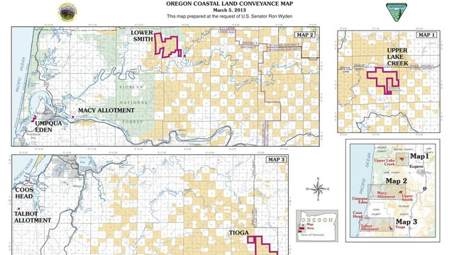 Draft Bill Would Return Forest Land to Western Oregon Tribes ...