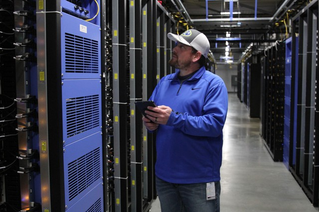 Steve Duke was laid off from Les Schwab Tires when the company relocated its headquarters to Bend. He was unemployed for a year before landing a job at Facebook.