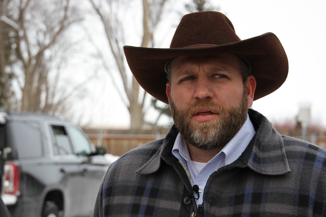 Ammon Bundy continued his call for remaining occupiers to stand down. Through a statement from his lawyers, the incarcerated occupant advised them to not use physical force.
