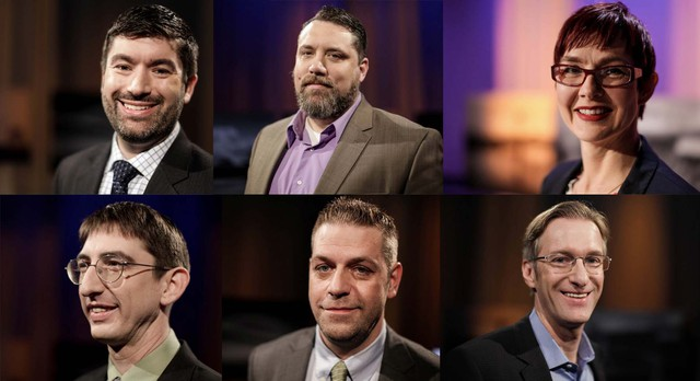 Portland mayoral candidates faced off for Think Out Loud's live debate.