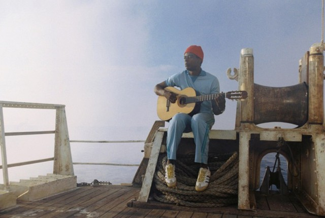 """Seu Jorge brings his """"The Life Aquatic: A Tribute To David Bowie"""" at the Oregon Zoo on Wednesday, June 21, 2017."""