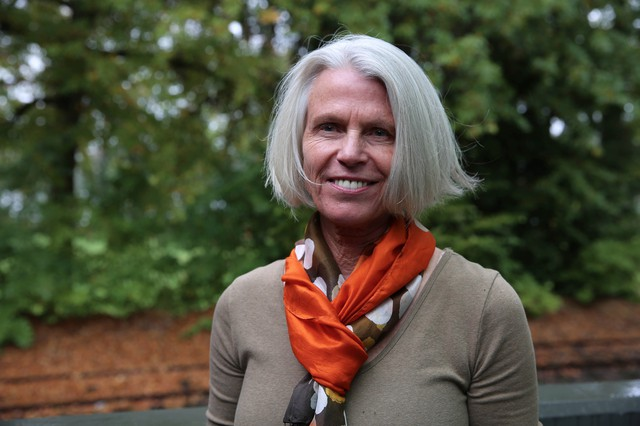 Portland State University communications professor Cindy Coleman is a member of the Osage tribe.
