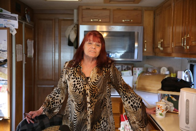 Dawn Faihtinger spent years heavily sedated by Oxycodone, fentanyl and methadone.