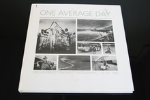 The original One Average Day book was published by Western Imprints, the press of the Oregon Historical Society, in 1984.