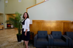 Daybreak Youth Services CEO Annette Klinefelter was put on leave when multiple state investigations into the youth organization were first announced. Klinefelter was recently voted back into her role as chief executive by Daybreak's governing board.