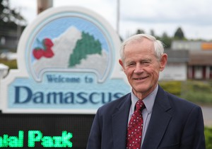 Jim De Young was chosen as mayor by former and current members of the Damascus city council which has been meeting to re-form the city after a May 1, 2019 Court of Appeals ruling that invalidated its 2016 disincorporation vote.
