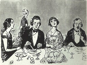 Is the formal dinner party a thing of the past?