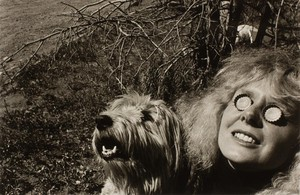 Self-portraits were among photographer Cherie Hiser's specialities.