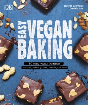"""""""Easy Vegan Baking,"""" co-authored by Portlander Daniele Lais, offers 80 recipes for cookies, cakes, pizzas, breads and more. The book promises easy-to-find ingredients and straightforward techniques."""