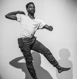 Artist keyon gaskin, whose contemporary performance works have been staged at the Hammer Museum, MOMA PS1, and festivals all over the world.