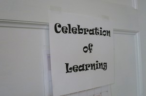 """Mosier schools call their standardized testing days, """"a celebration of learning."""""""