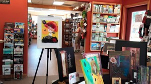 Paulina Springs Books in Sisters, Oregon, carries a range of popular literature and specializes in fiction, history, science and regional authors.