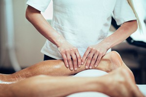 Massage is one way to help manage pain.