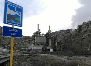 Portland-based PacifiCorp is closing the coal-fired Carbon Plant this month.