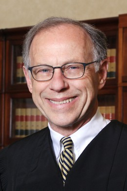 Oregon Supreme Court Chief Justice Thomas Balmer