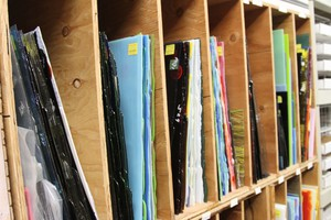 The Northwest's art glass makers, including Bullseye and Spectrum, have grown a global customer base. Bullseye specializes in sheet glass for fusing.
