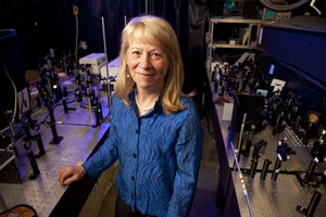 Geri Richmond has been awarded the National Medal of Science.