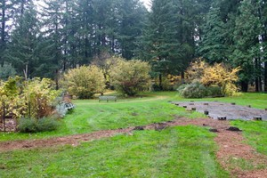 Leach Botanical Garden provides a peaceful and rustic setting amid thousands of plant species, not far from SoutheastForster Road and 122nd Avenue in East Portland.