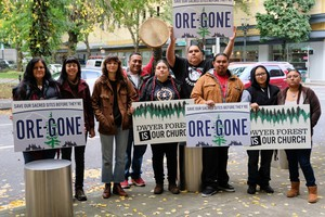 A federal judge ruled against tribal members with the Confederated Tribes and Bands of the Yakama Nation, as well as the Confederated Tribes of Grand Ronde in a case about the Religous Freedom Restoration Act stemming from a 2008 road expansion near Government Camp.