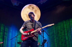 Mimicking Birds' Nate Lacy performs at OPB