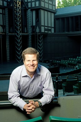 Bill Rauch, artistic director of the Oregon Shakespeare Festival, isleaving his position in August of 2019.
