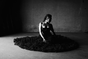 The Inuit throat singer and artist-beyond-classification Tanya Tagaq