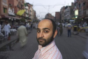 "Mohsin Hamid's novel, ""Exit West"" chronicles contemporary migration, drawing upon Hamid's own experiences moving around the world."