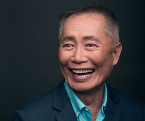 Takei, who turned 80 this year, puts younger actors to shame with his energy for engagement and new projects.
